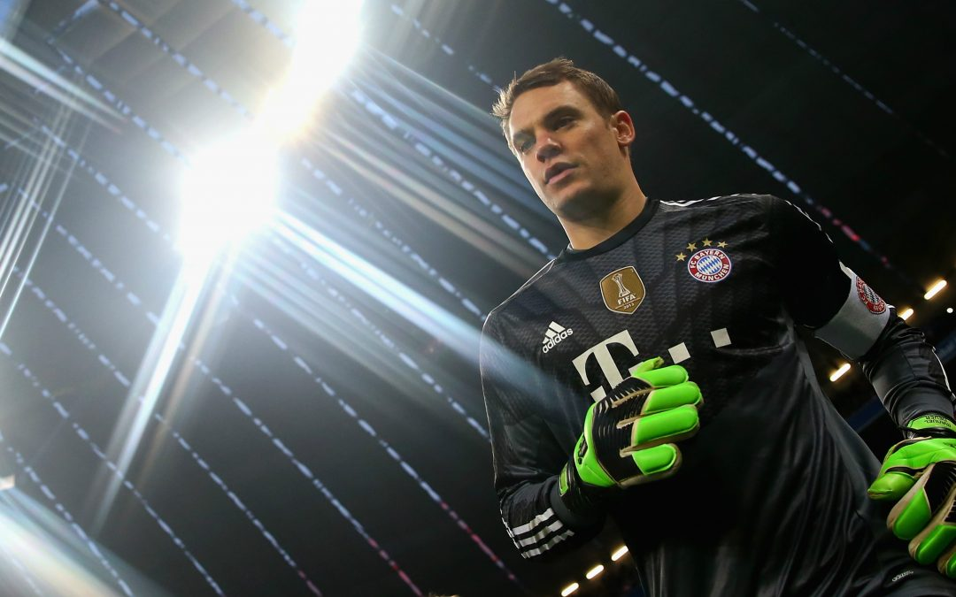 Manuel Neuer: Superior Awareness