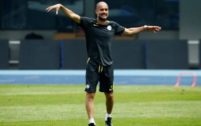 Pep Guardiola: Training Fundamentals