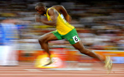 Dorsiflexion the secret to faster sprinting