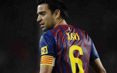 How to play like Xavi